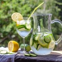 Огуречная вода и ее целебная сила