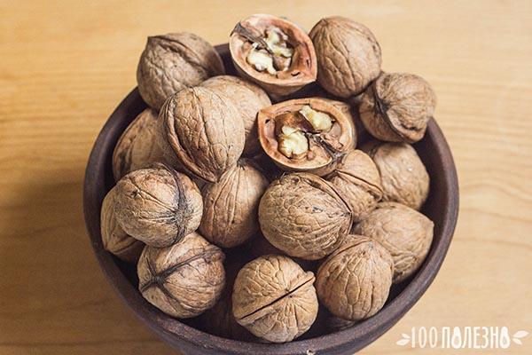 Грецкий орех высокого качества