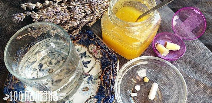 Беруши, мед, лаванда и таблетки для быстрого засыпания