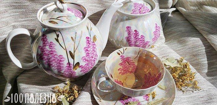 липовый чай для поднятия иммунитета
