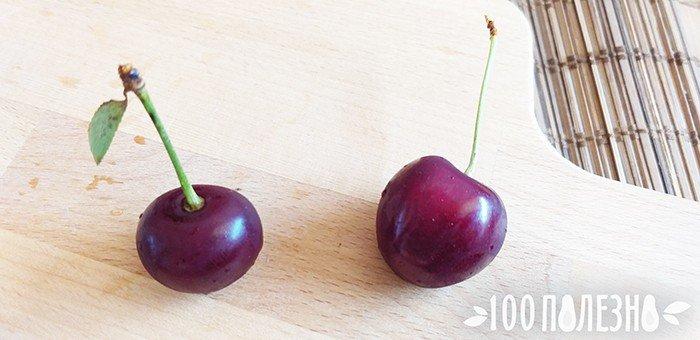 отличие вишни от черешни