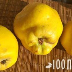 Чем полезна айва: целебные свойства необычного фрукта