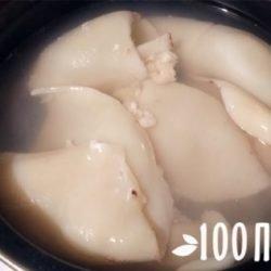 Кальмары: как варить и чистить правильно – все секреты