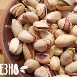 Фисташки: полезные свойства и калорийность орехов