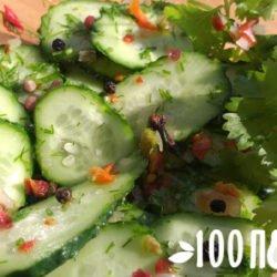 Малосольные огурцы в пакете с чесноком и укропом, хрустящие — быстрый рецепт с фото, плюс еще 3 удачных варианта