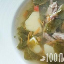 Зеленый борщ с щавелем и яйцом – рецепт классический (самый вкусный), плюс постный вариант