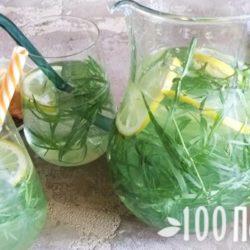 Напиток тархун: рецепт в домашних условиях – как приготовить, рассказываю подробно!
